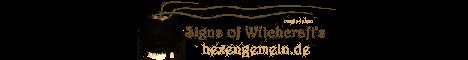Das Forum zur Hexenbibliothek Signs of Witchcraft. Auf der Suche nach geerdeten Hexen und Magiewirkern